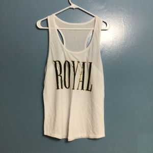 3 for 25$ White tank top size XL
